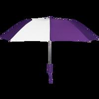 Purple/White Polaris Umbrella Thumb