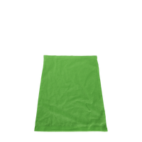 Lime Green Balance Color Fitness Towel Thumb