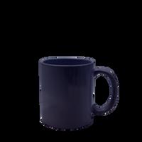 Navy Blue Classic Coffee Mug Thumb