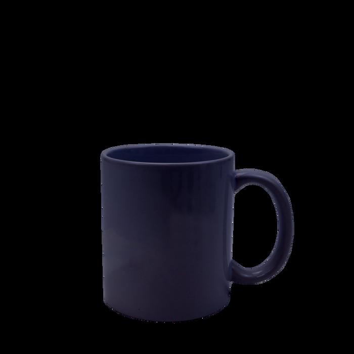 Navy Blue Classic Coffee Mug