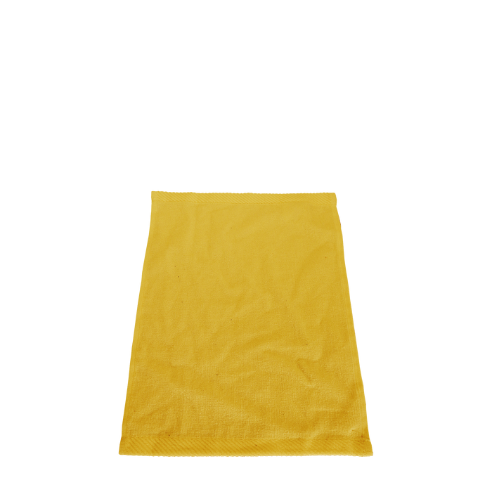 Yellow Balance Color Fitness Towel