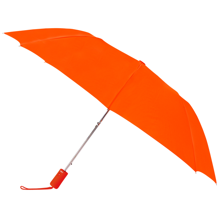 Orange Atlas Umbrella