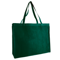 Hunter Green Convention Tote Plus Thumb