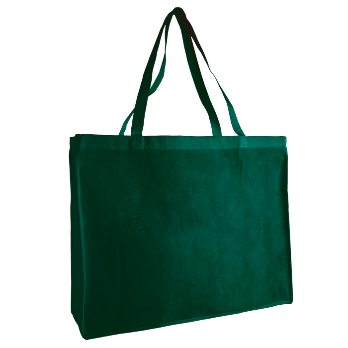 Hunter Green Convention Tote Plus