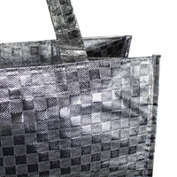Metallic Designer Little Storm Grocery Bag Thumb