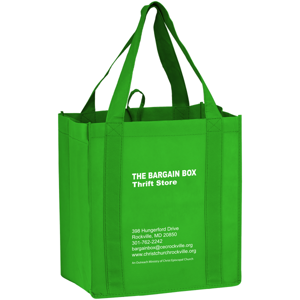 reusable grocery bags,