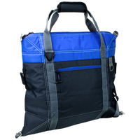 Blue Urban Expandable Soft Cooler Bag Thumb