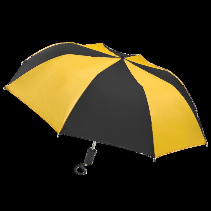Black/Gold Classic Umbrella