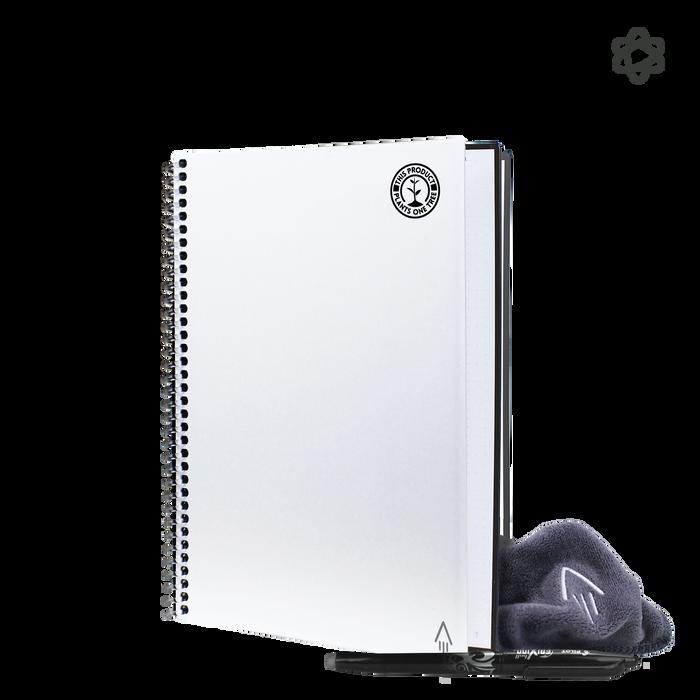 White #OneTreePlanted Rocketbook Fusion Executive