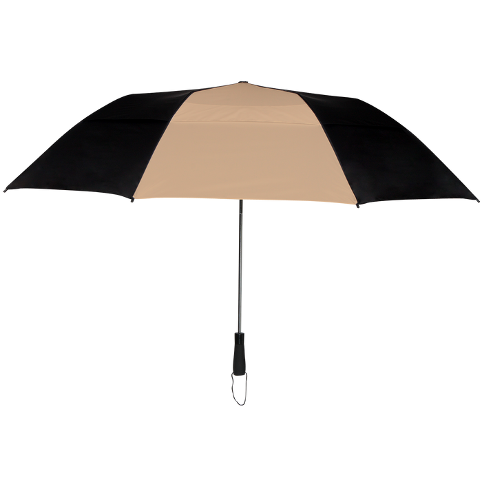 Black/Tan Mercury Umbrella