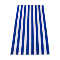 Royal Latitude Striped Beach Towel Thumb