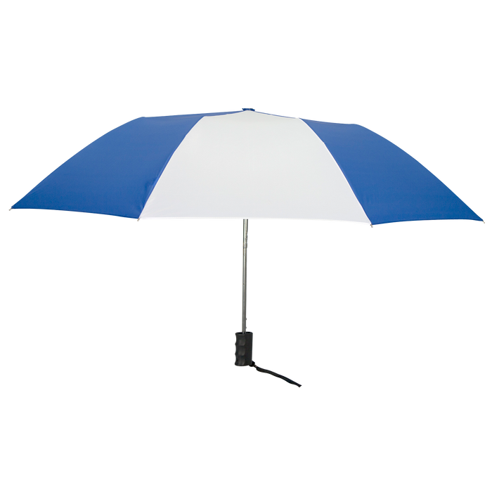 Royal/White Budget Umbrella
