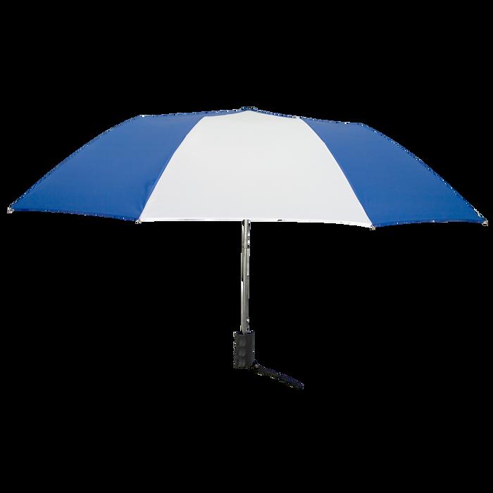 Royal/White Budget Umbrella