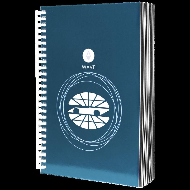 Speedway Motorsports / Rocketbook Wave Executive - Blue