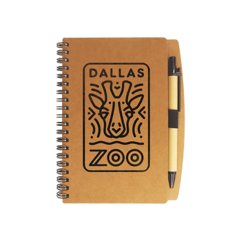 Eco Stone Paper Notebook with Pen