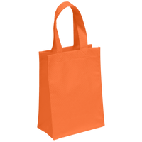 Orange Fiesta Tote Thumb