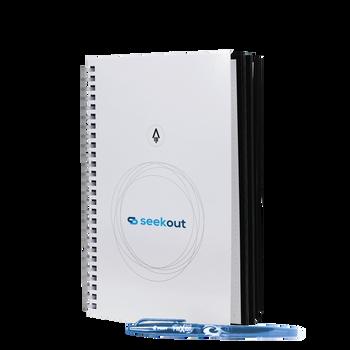 legacy notebooks,  executive sized notebooks,
