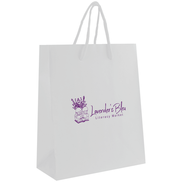 breast cancer awareness bags,  paper bags,