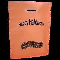 Orange Orange Frosted Trick-or-Treat Bag   Thumb