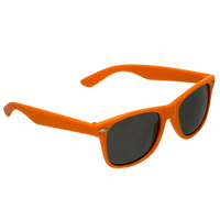 Orange Classic Color Sunglasses Thumb