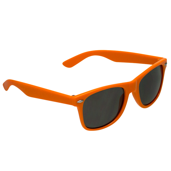 Orange Classic Color Sunglasses