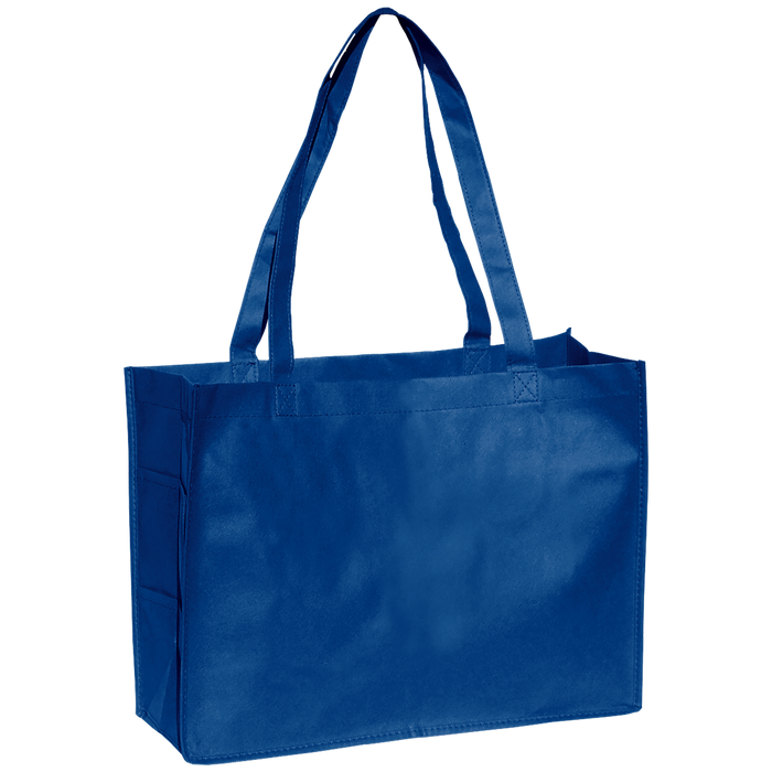 Royal Blue Convention Tote