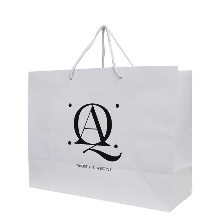 Medium Matte Shopper Bag