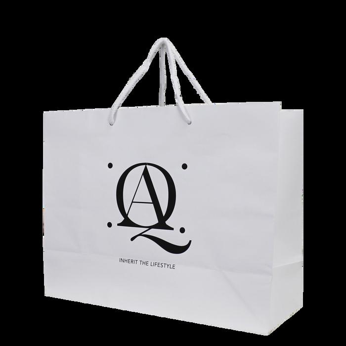 Medium Matte Shopper Bag