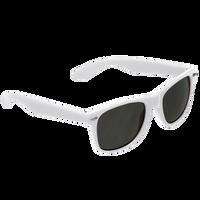 White Classic Color Sunglasses Thumb
