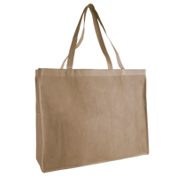 Light Khaki Convention Tote Plus Thumb
