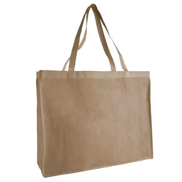 Light Khaki Convention Tote Plus