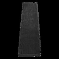 Black Endurance Color Fitness Towel Thumb
