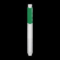 Green with Black Ink Antibacterial Pen Thumb