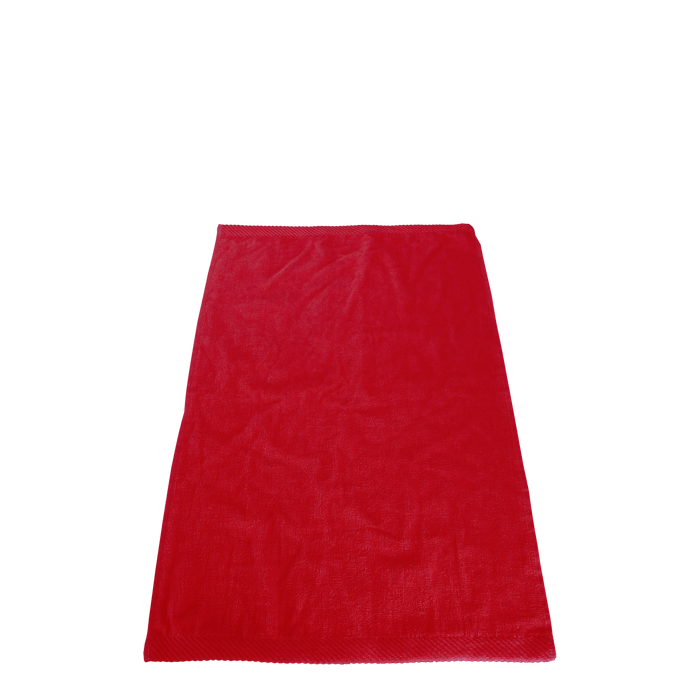 Red Champion Color Fitness Towel