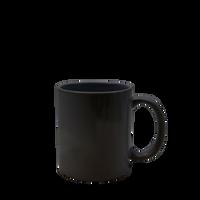 Black Classic Coffee Mug Thumb