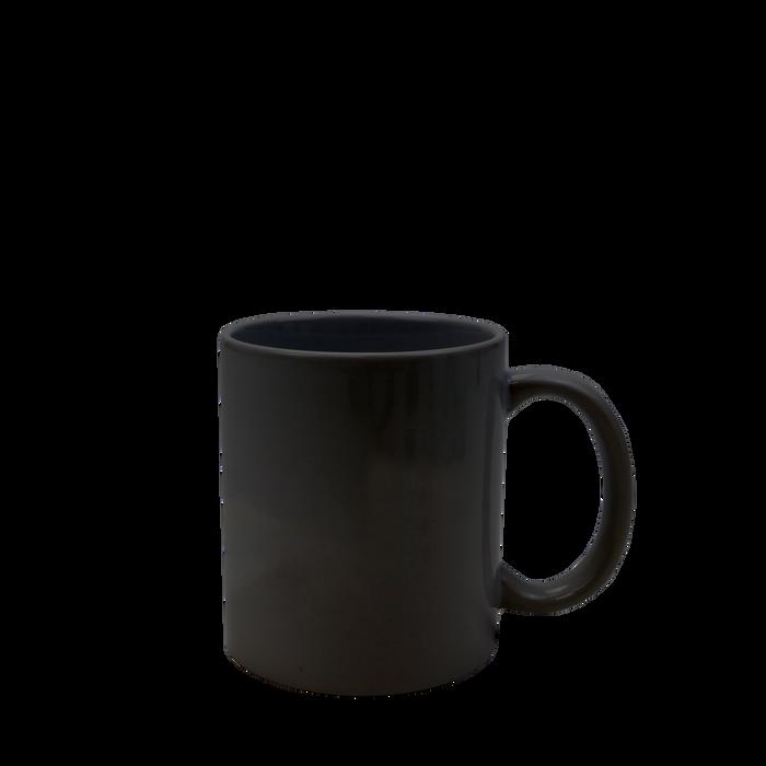 Black Classic Coffee Mug