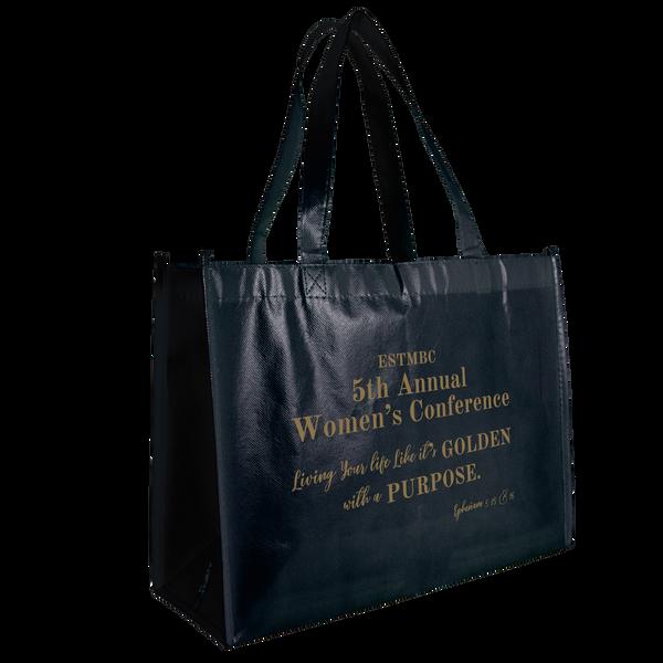 breast cancer awareness bags,  tote bags,  laminated bags,