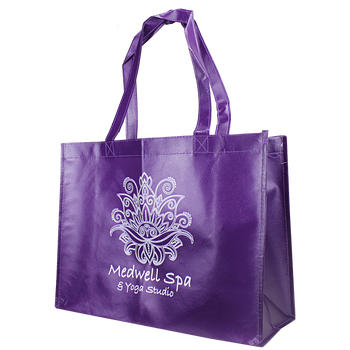 Laminated Convention Tote