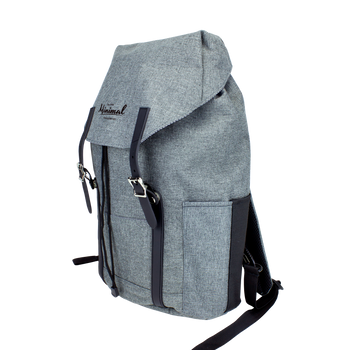 The Traveler Fliptop Laptop Backpack