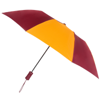 Burgundy/Gold Atlas Umbrella Thumb
