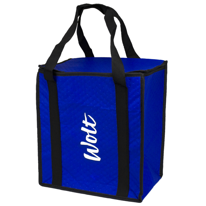 Square Top Insulated Tote