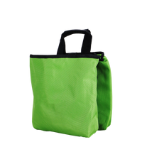 Lime Green Boardwalk Cooler Beach Bag Thumb