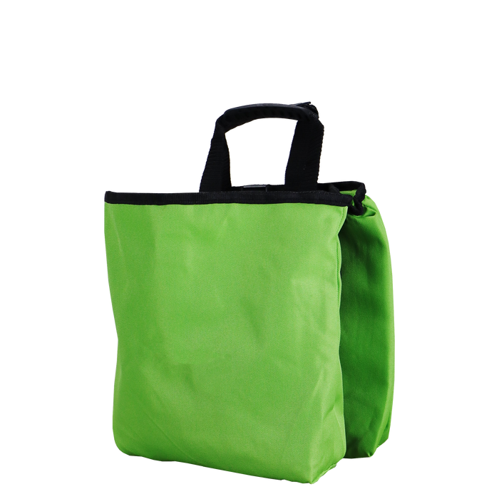 Lime Green Boardwalk Cooler Beach Bag