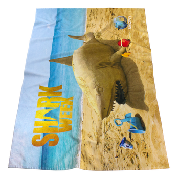 Full Color Heavyweight Beach Towel