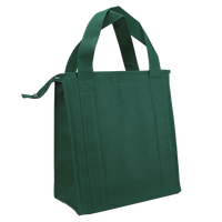 Hunter Green Standard Insulated Cooler Tote Thumb