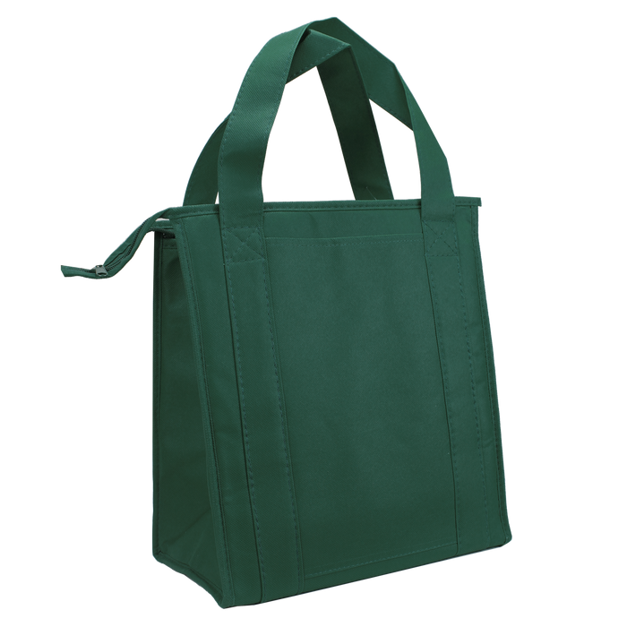 Hunter Green Standard Insulated Cooler Tote