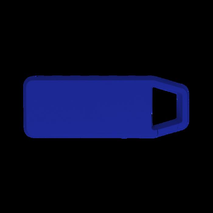 Royal Blue Mini Clip-On Bluetooth Speaker