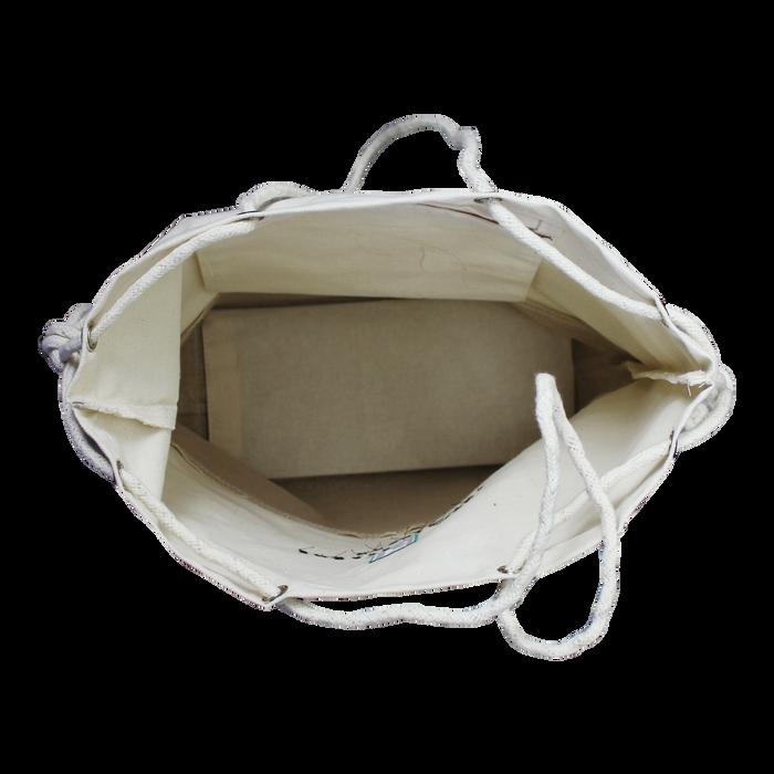 Islay Canvas Beach Bag