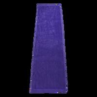 Purple Endurance Color Fitness Towel Thumb