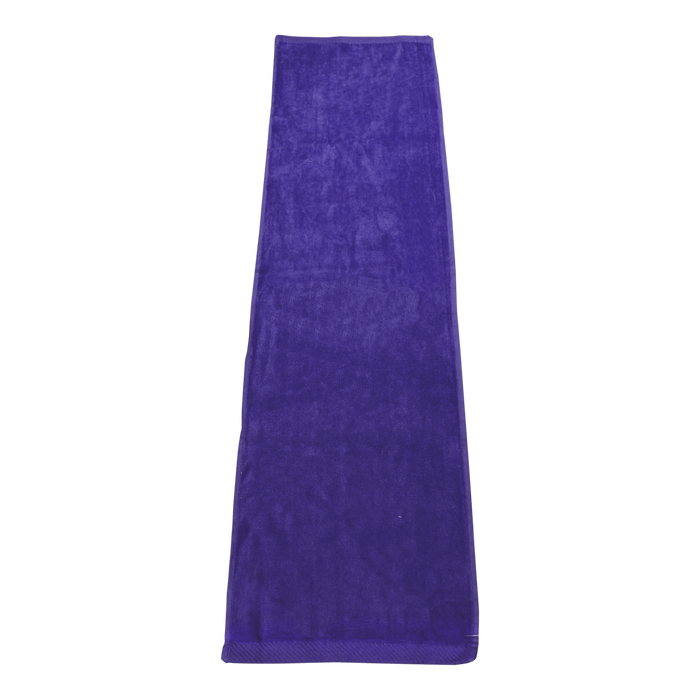Purple Endurance Color Fitness Towel